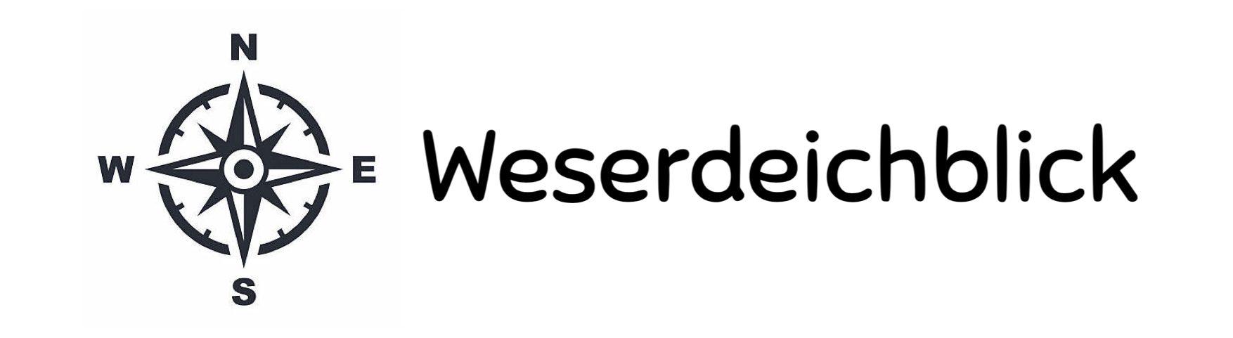 Weserdeichblick